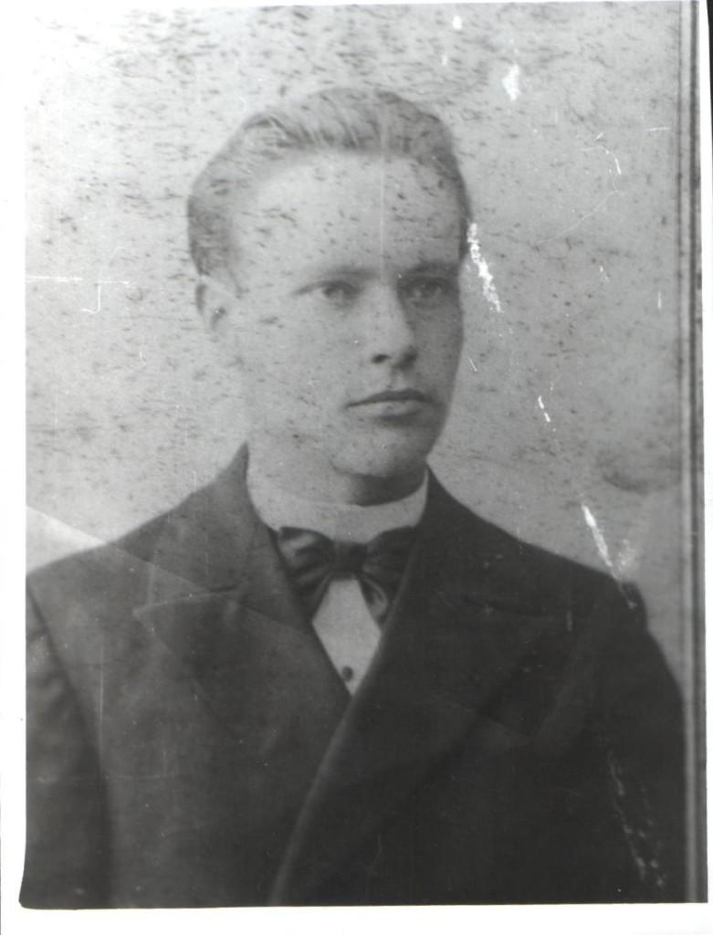 Вячеслав Евфорицкий, настоятель Свято-Никольского храма, 1902 год. Учеба в Уфимской семинарии