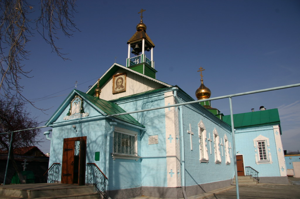 Приход Свято-Троицкого храма сегодня
